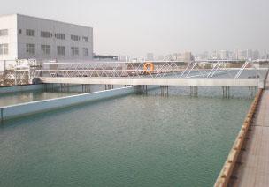 YQX型桥式刮泥机