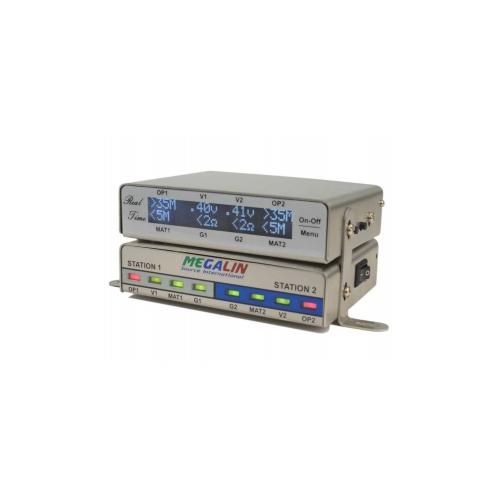 Megalin GZ-1800静电接地工作站监测器