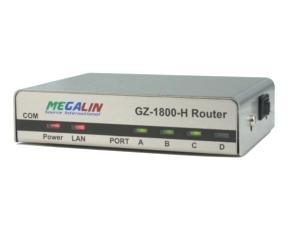 Megalin GZ-1800-H 静电接地工作站监测器