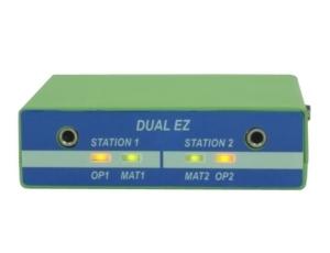 Megalin WY-300 可联网双人静电接地工作站监测器