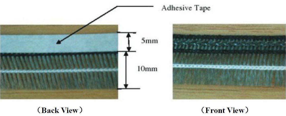 Tape Brush 导电毛丝