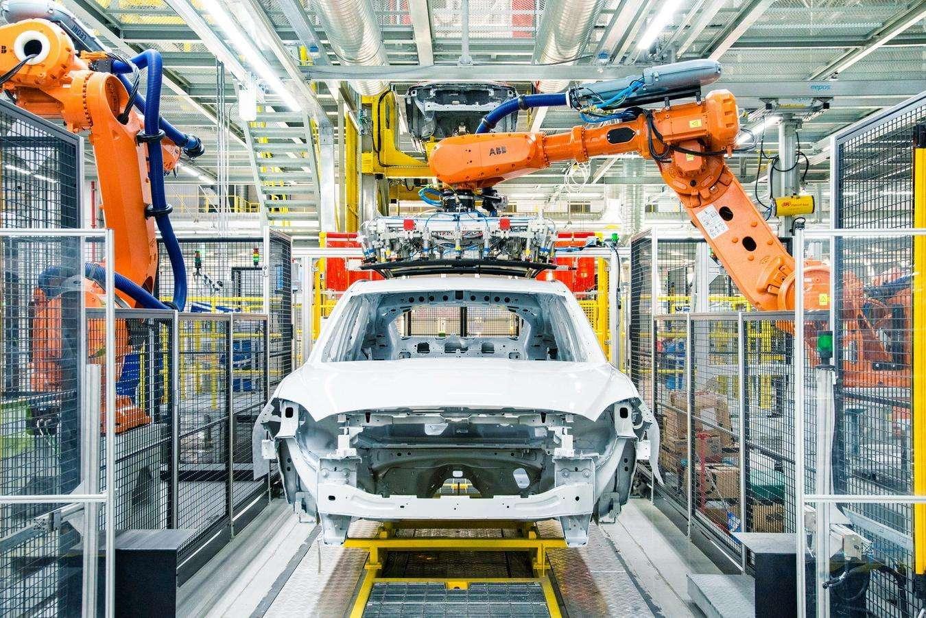 汽配行业智能制造解决方案