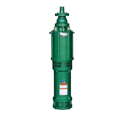QY系列矿用油浸式潜水电泵