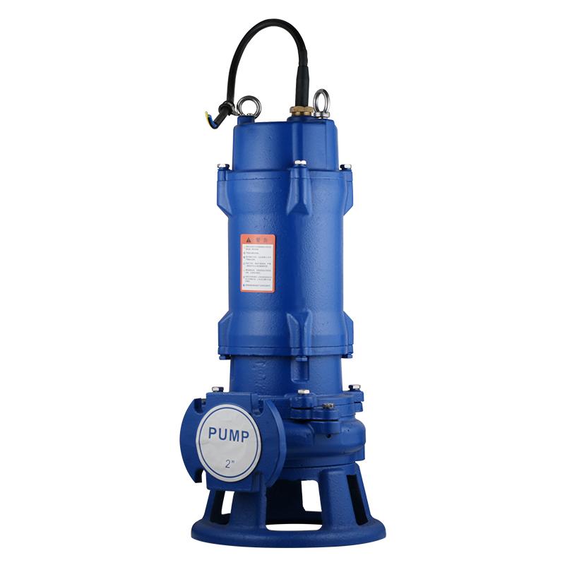 WQ-QGF系列切割式排污泵