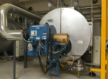 燃气锅炉的三种燃烧方式
