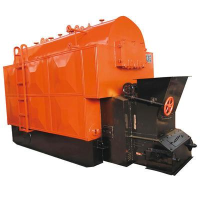DZL系列条炉排燃生物质(煤)蒸汽、热水锅炉