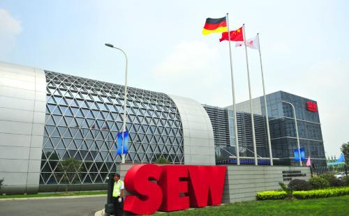 你知道使用SEW电机的6大优势吗?
