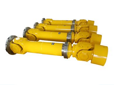 为什么万向节联轴器要成对使用呢?卷筒联轴器,联轴器,万向联轴器 传动件 矿山设备