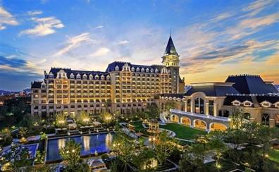 青岛希尔顿酒店