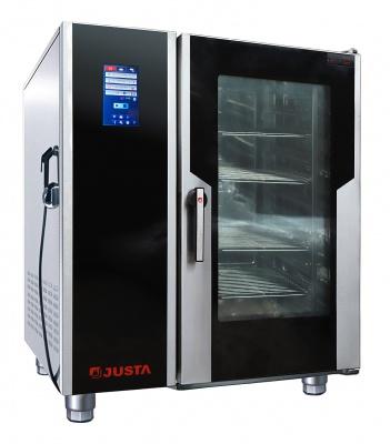 JO-E-T101十层触摸版万能蒸烤箱