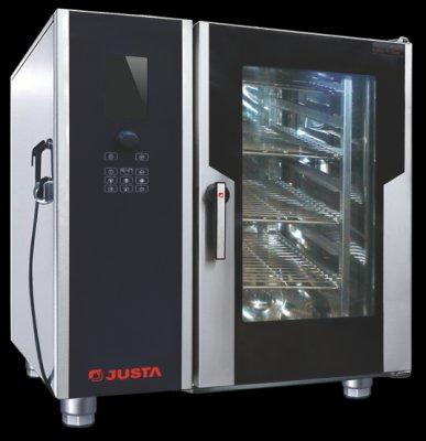 JO-E-Y61六层液晶版万能蒸烤箱(锅炉)