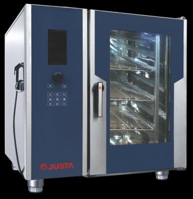 JO-E-Y61S六层液晶版万能蒸烤箱(喷淋)