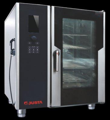 JO-E-Y101十层液晶版万能蒸烤箱(锅炉)