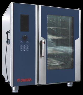 JO-E-Y101S十层液晶版万能蒸烤箱(喷淋)