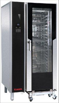 JO-E-Y201二十层液晶版万能蒸烤箱(锅炉)