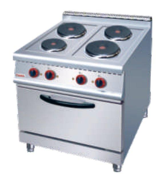 JZH-TT-4四头电煮食炉连电焗炉