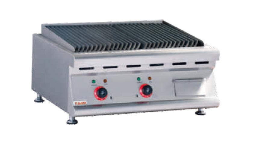 THS-150台式电火山石烤炉