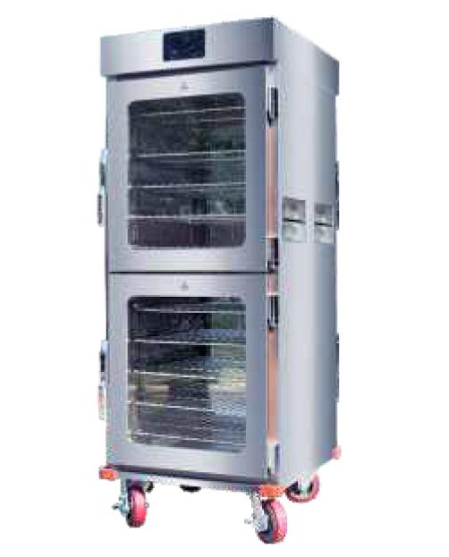 WA-E-411四门双通保温餐车