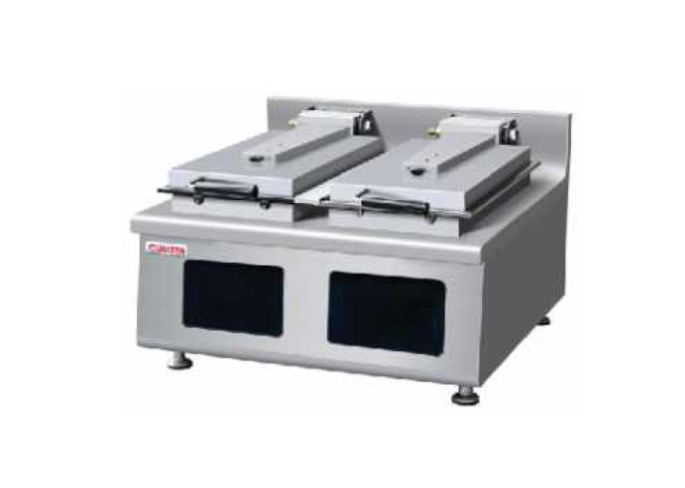 DM-T-E2-D煎饺子机(双头)