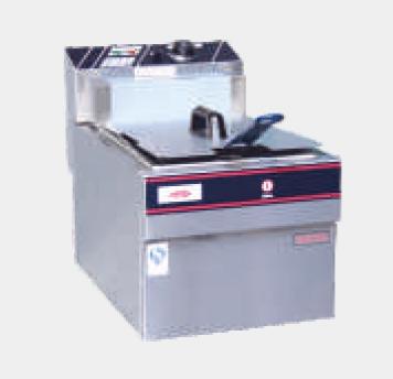 EF-903单缸单筛电炸炉-新粤海