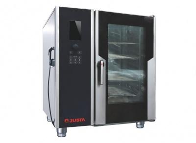 JO-G-Y101十层液晶版燃气万能蒸烤箱