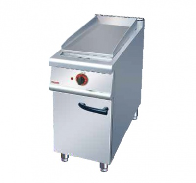 ZH-TG400电全平扒炉连单门柜座