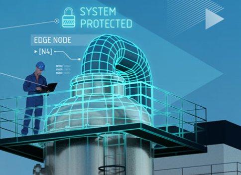 网络安全:保护生成数据的边缘