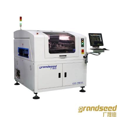 全自动大面板锡膏印刷机GSD-PM650