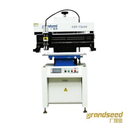 大线路板半自动锡膏印刷机GSD-YS600