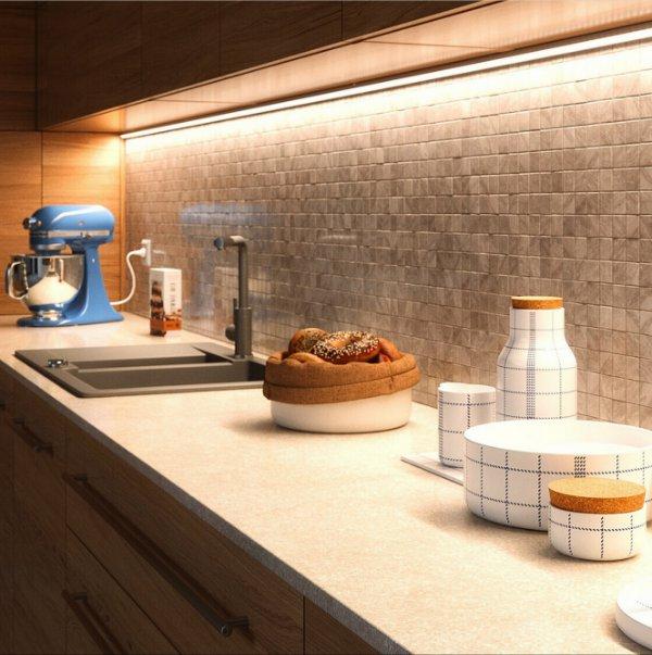 led灯条都有哪些照明功能,led灯条如何选择合适的区域照明