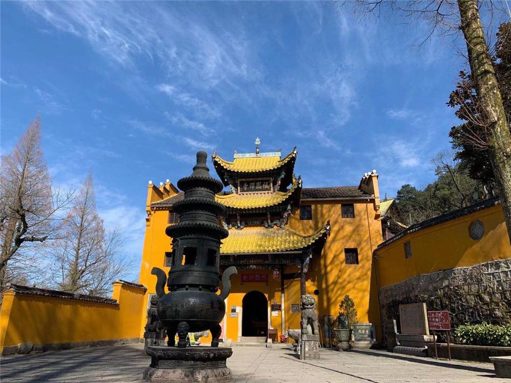 九华山衹园寺
