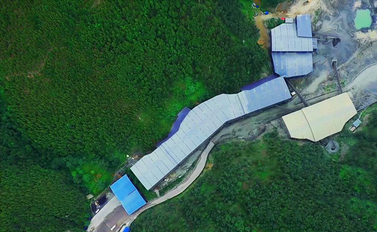 汇金石场生产线项目