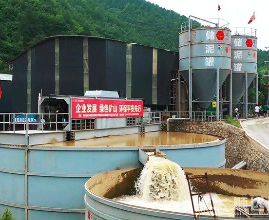 商洛喜达实业机制砂生产线