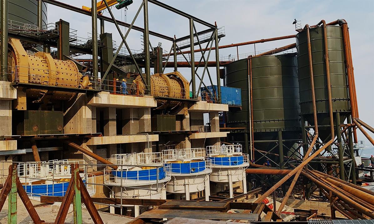 谷城生产线顺达制砂机生产线
