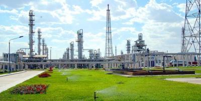 中石油龙岗天然气净化厂