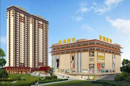 锦坤桂湖摩尔时代广场