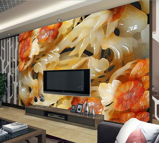 高清玉雕古典壁画