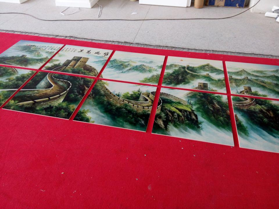 彩雕背景墙 (3)
