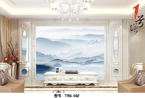 新中式背景墙(69)