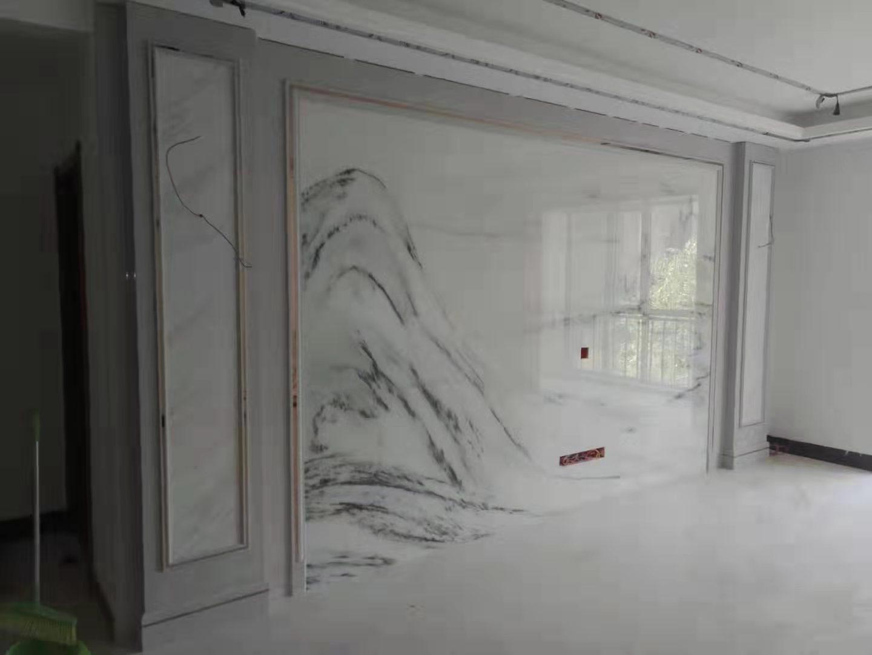 简约背景墙(85)