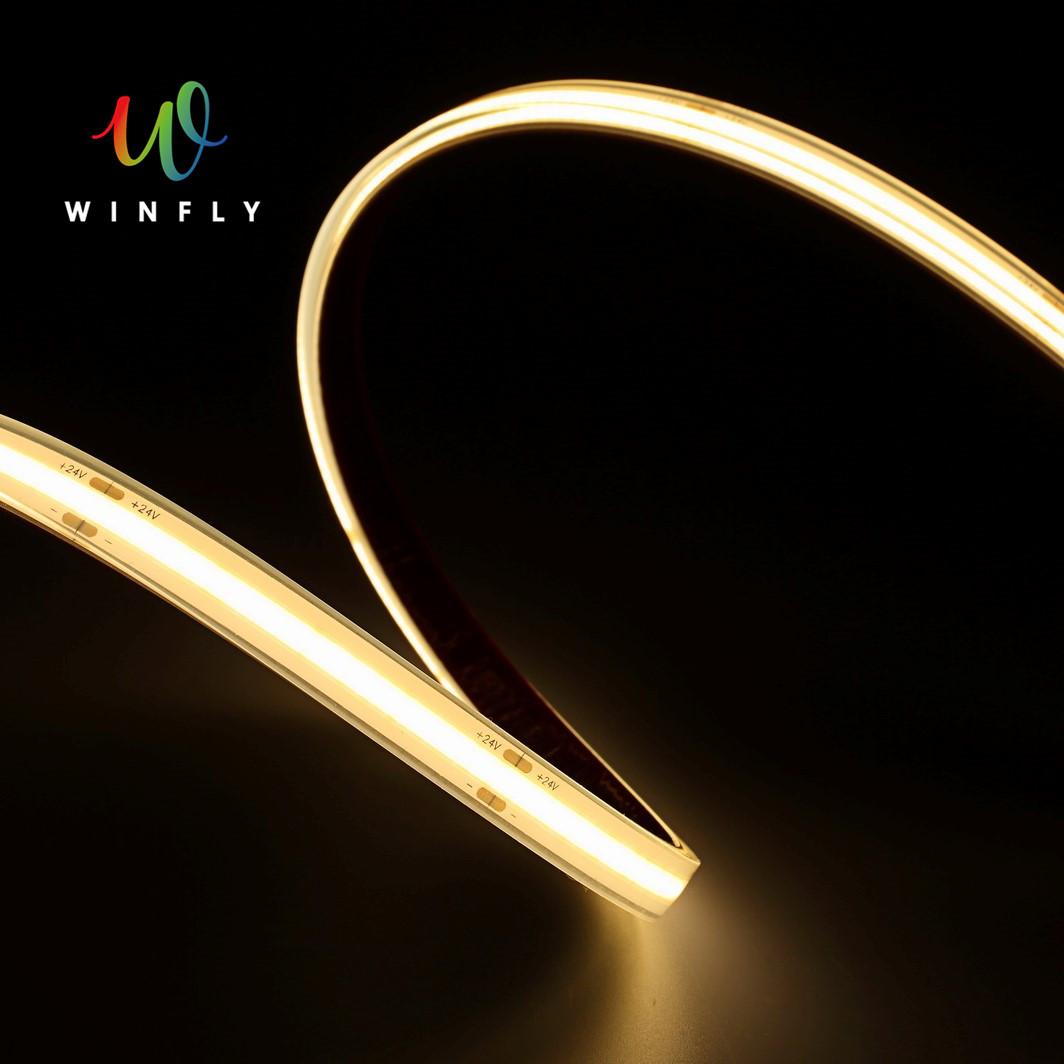 [led灯带厂家]led灯带厂家分享如何做好食物照明