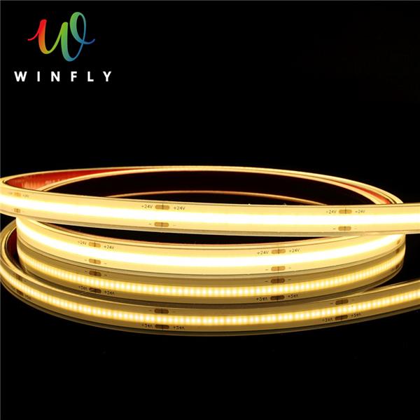 [led灯带厂家]led灯带中的光度学应该如何布局