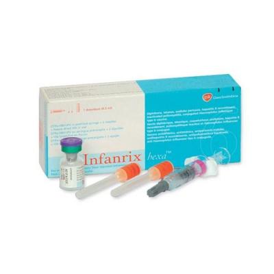 六合一疫苗