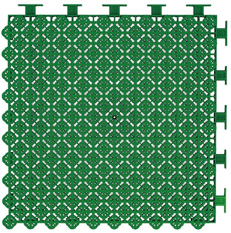 无缝拼装地板