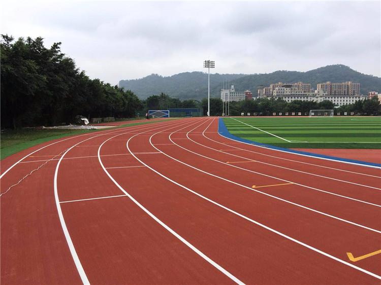 塑胶跑道运动场
