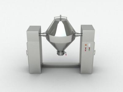 双锥混合机_W型混合机