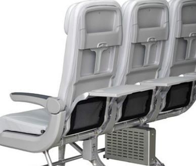 飞机座椅部件