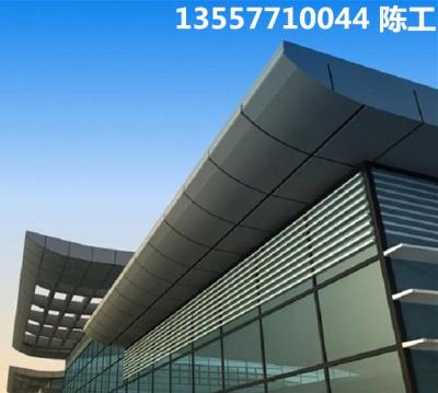 广州氟碳铝单板幕墙厂家价格