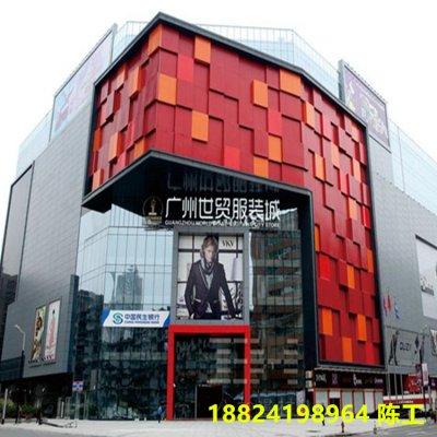 广东铝单板厂家幕墙安装流程