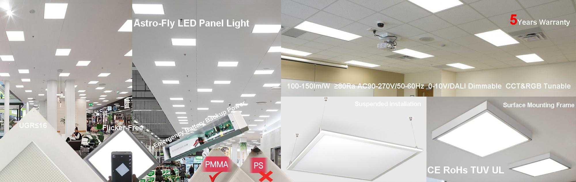 Astro-Fly LED Panel Light